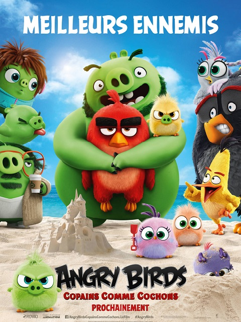 Angry Birds Movie 2 : Copains comme cochons